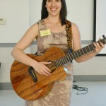 Interview with Music Therapist, Sarah Chilcote